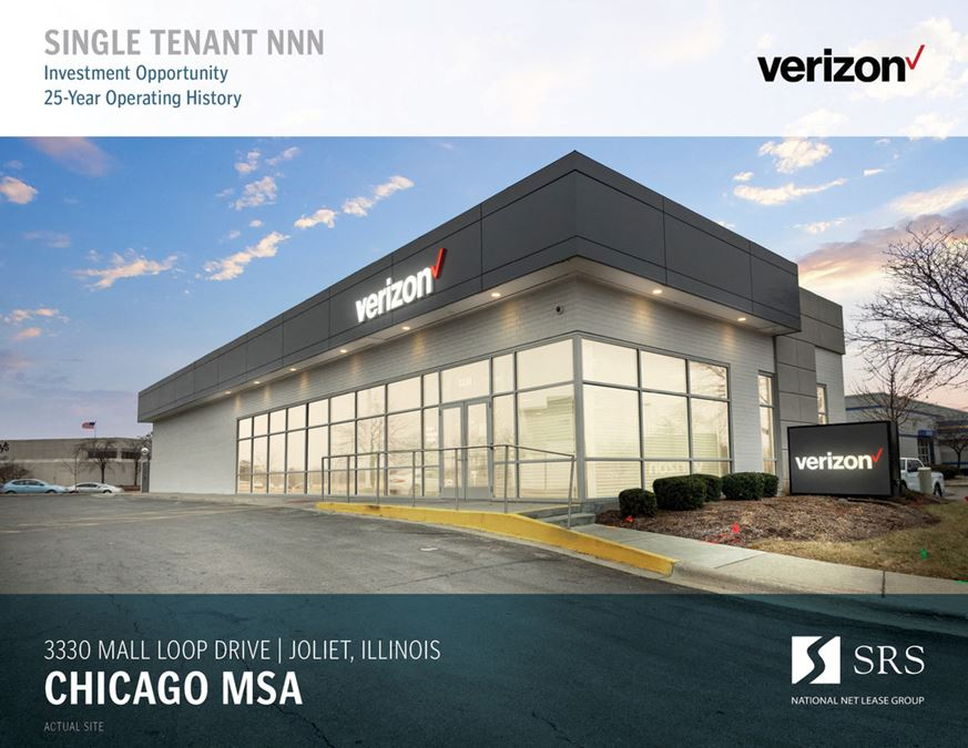 Joliet, IL - Verizon