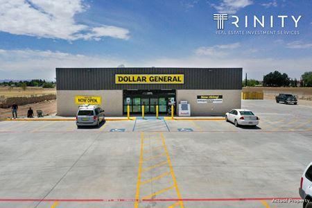 Dollar General - 2021 Texas Development - Large 3+ Acre Parcel - San Elizario