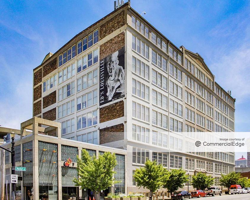 Glassworks Building