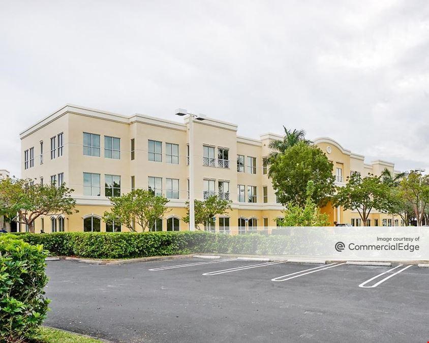Miami Lakes Office Park - Phase I