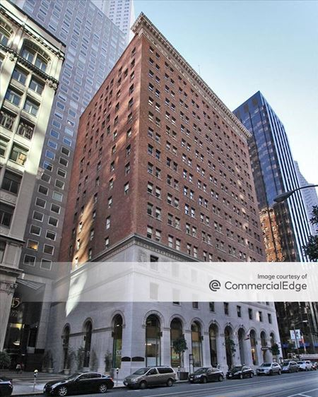 Pacific Bank Building - San Francisco