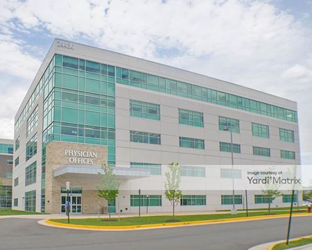 StoneSprings Hospital Center - Physicians Office Building - Sterling