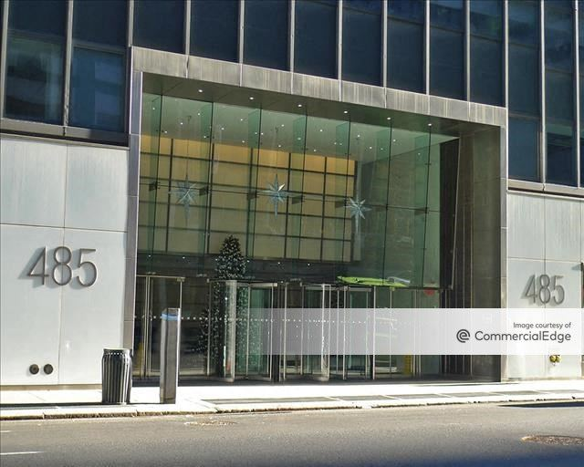 Grand Central Square - 485 Lexington Avenue