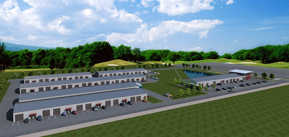Rhodes Meadow Business Park