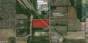For Sale > 10 Acres Zoned I-1 Rawsonville Road Ypsilanti MI