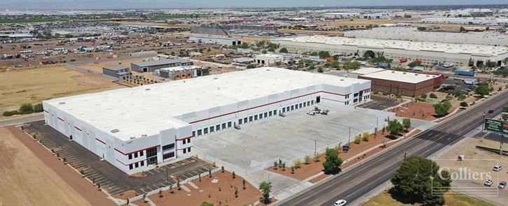 Class A Distribution-Manufacturing Facility for Lease