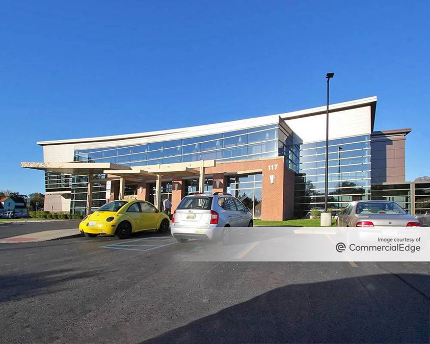 Family Health Center - Paterson Street Campus