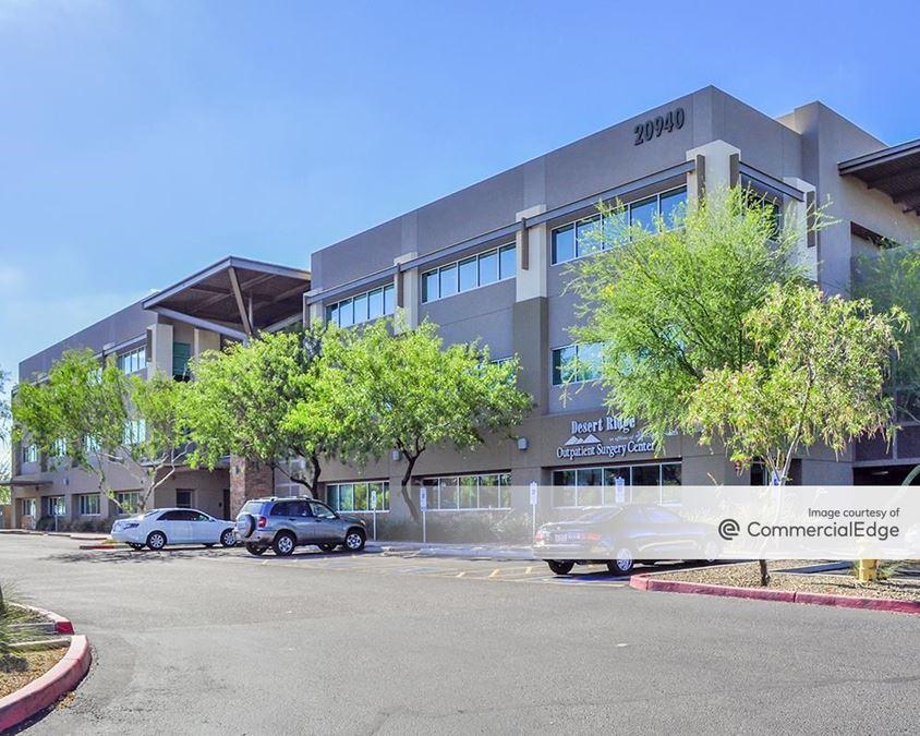 Desert Ridge Medical Campus - Building B