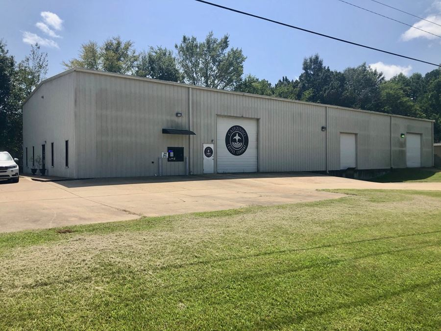 1201 Clinton Industrial Park Rd