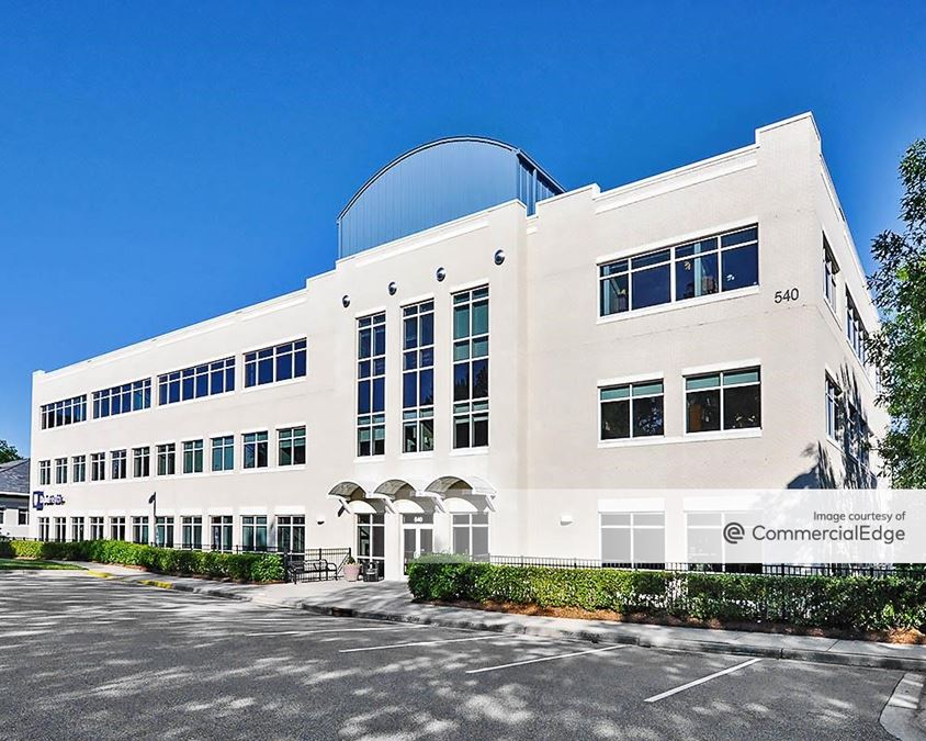 Waverly Office Park - 540 New Waverly Place