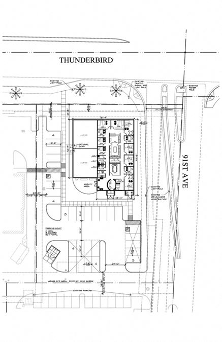 9125 W Thunderbird Road - Former Imaging Space