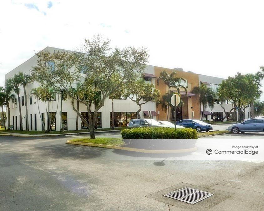 Headway Office Park II - Building J