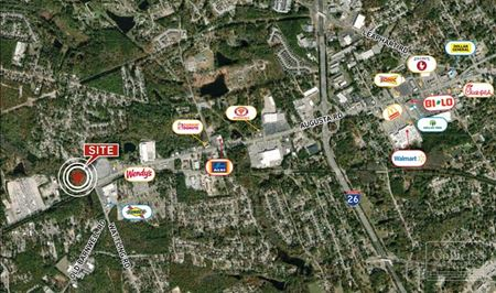 Convenience Store Site in West Columbia, SC - West Columbia