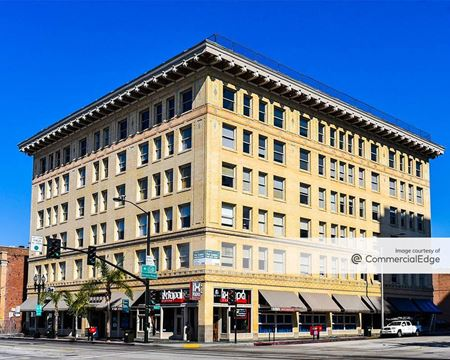 Chamber of Commerce Building - Pasadena