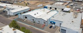 Fully Leased Warehouse Facility for Sale in the Southwest Valley