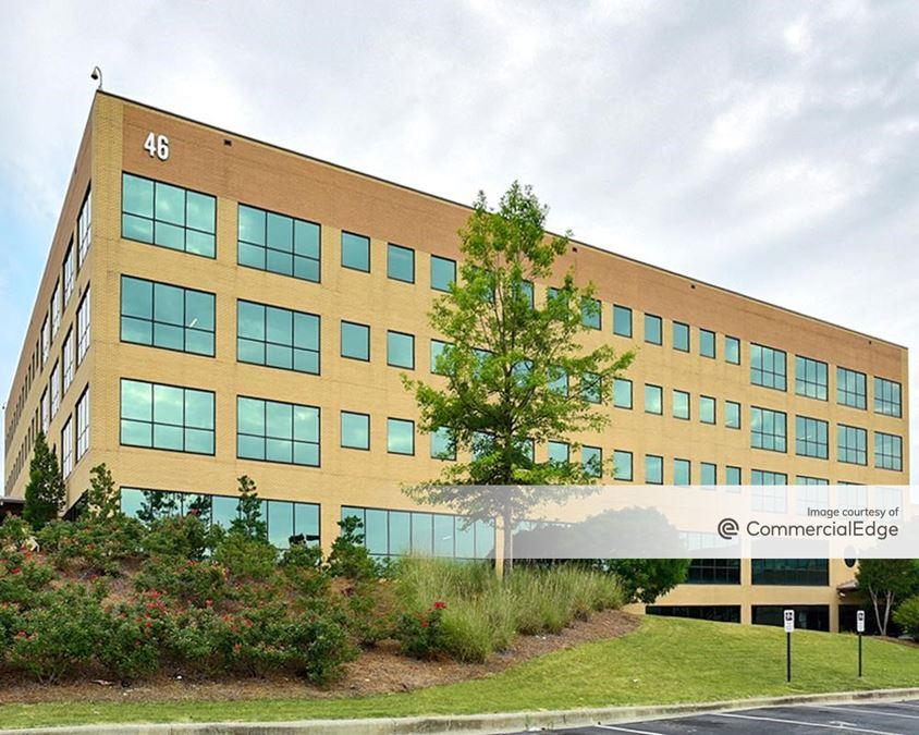 St. Vincent's East Medical Office Building 46