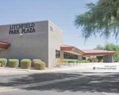 Litchfield Park Plaza - 13575 West Indian School Road - Litchfield Park