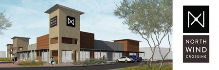 The Shops at North Wind Crossing - Odessa