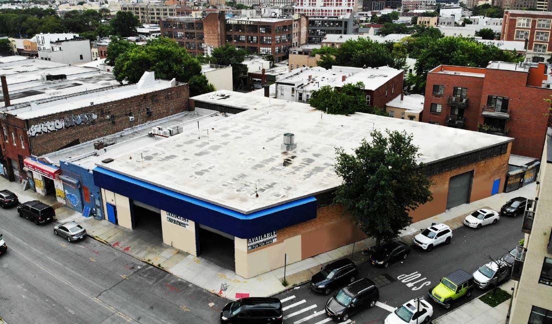 14,000 sf 1-Story Brooklyn Warehouse For Lease