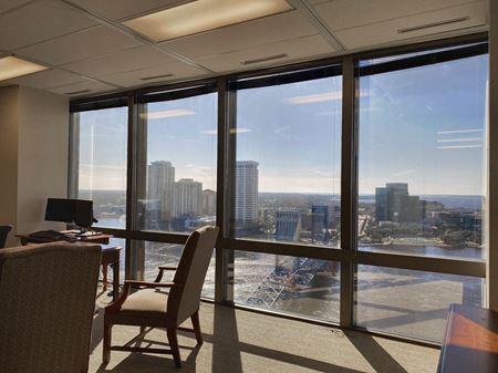 Wells Fargo Center Sublease - Jacksonville