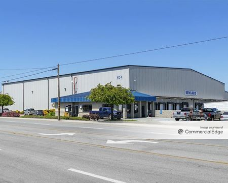 634, 730 & 850 West Market Street - Salinas