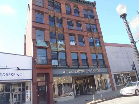 Mixed Use Medical-Office-Retail - Pawtucket