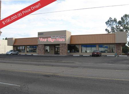 2424 E. Grant Road - Tucson