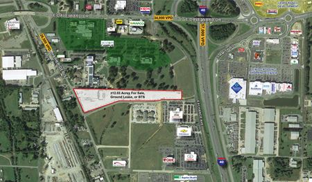 Land for Sale, Ground Lease, or BTS - Conway