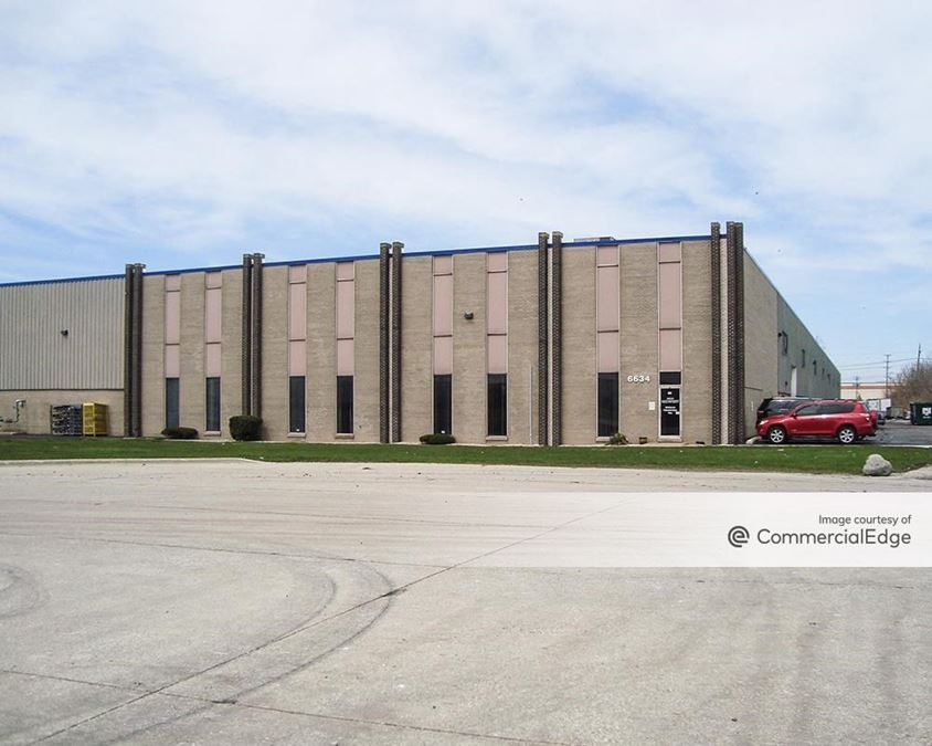 Bedford Park Industrial Park - 6634-6650 West 68th Street