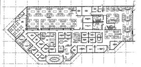 For Sublease - Over 18k SF Office Space with Option for Furnishings