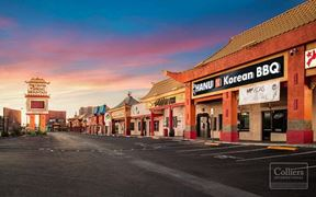 THE CENTER AT SPRING MOUNTAIN - Las Vegas