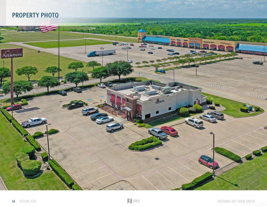 Terrell, TX - Applebee's