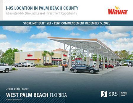 West Palm Beach, FL - Wawa - West Palm Beach