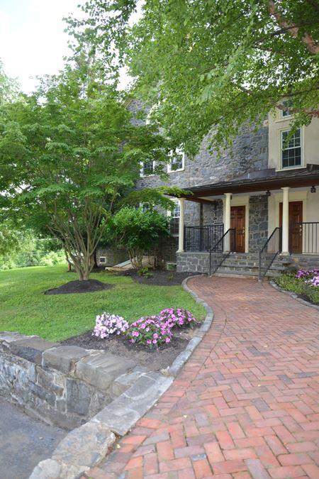 Beautifully Renovated Historic Garrett Mansion