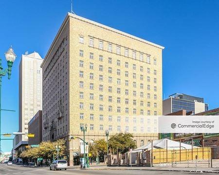 The Cortez Building - El Paso
