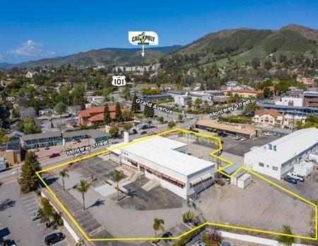1701 Monterey Street - San Luis Obispo