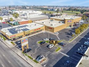 Fully Leased Investment: 51,451 SF Shaw & Blackstone Center - Fresno