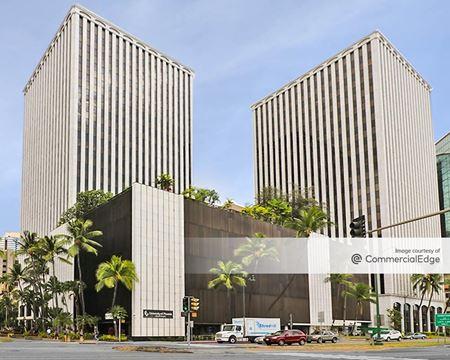 Topa Financial Center - Fort Street Tower - Honolulu