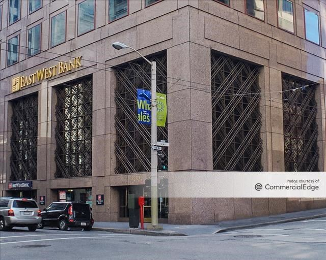 United Commercial Bank Building