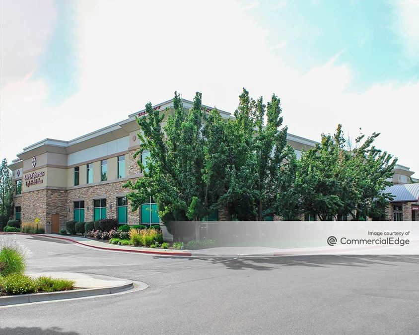 Eagle Health Plaza - Advanced Healing Plaza Condominiums