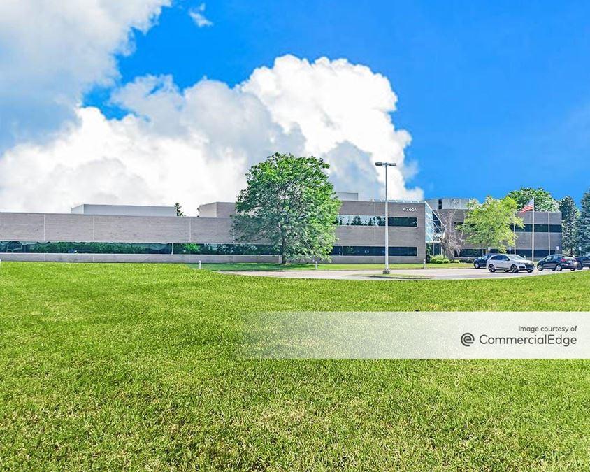 Metro West Technology Park - 47659 Halyard Drive