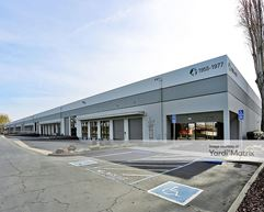 Davis Distribution Center - San Leandro