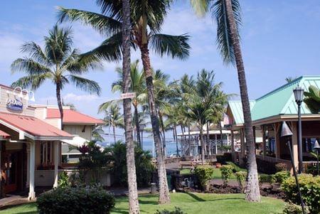 Coconut Grove Marketplace - Kailua Kona