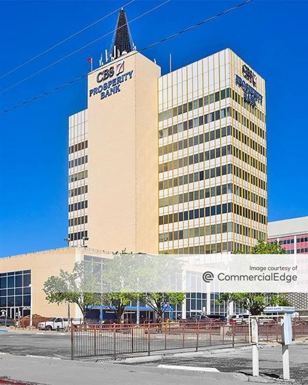 The CBS 7/Prosperity Bank Tower - Odessa