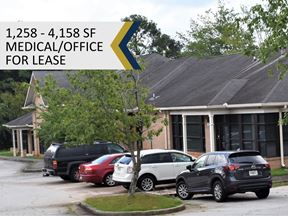 Decatur Medical Office Space | 1,258 - 4,158 SF - Decatur