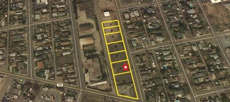 Lot F NWC of F Street and Firebaugh - Exeter