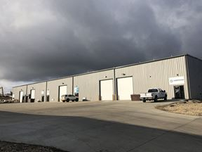 4,000 - 8,000 SF Industrial/Office Space - Dickinson