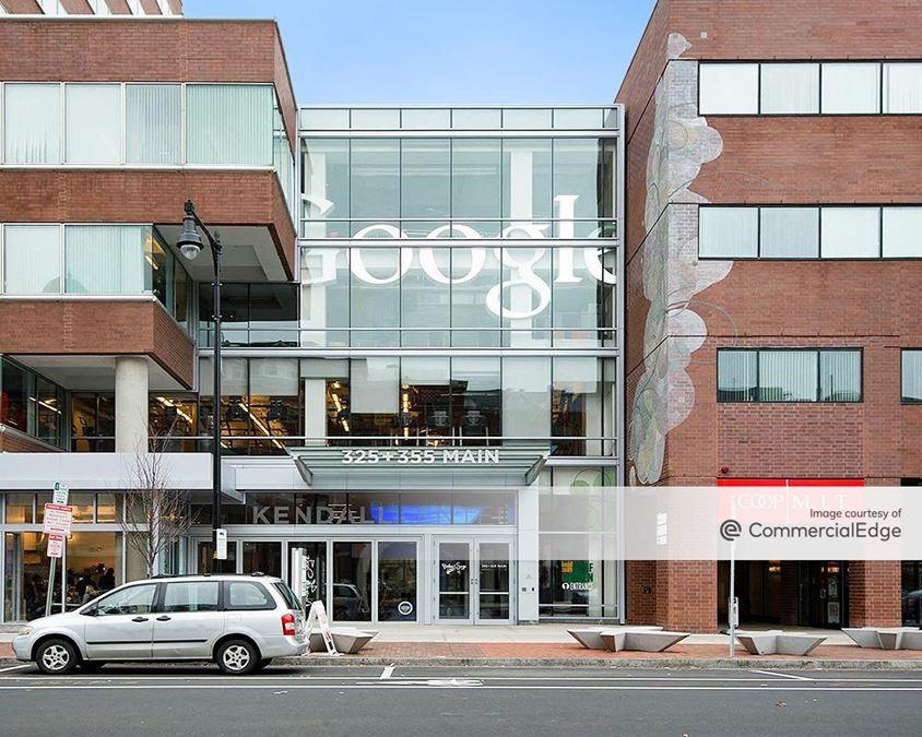 Kendall Center - 325 Main Street
