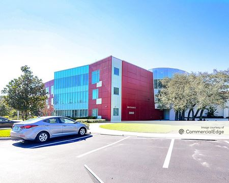 USF Research Park - Business Partnership Building - Tampa