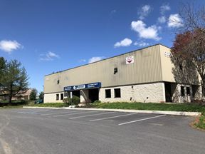 4,000 SF of Flex Industrial for Lease - Allentown